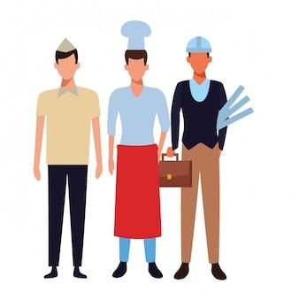 Chef-kok baan en beroep