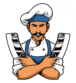 Chef-kok mes
