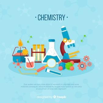 Chemie achtergrond