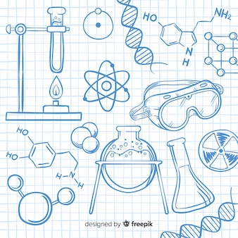 Chemie elementen collectie