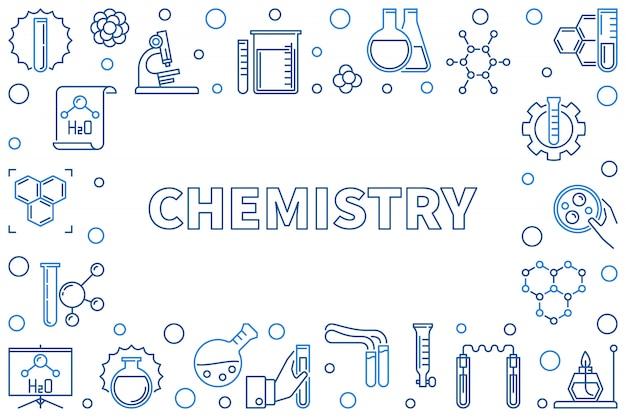 Chemie overzicht pictogrammen
