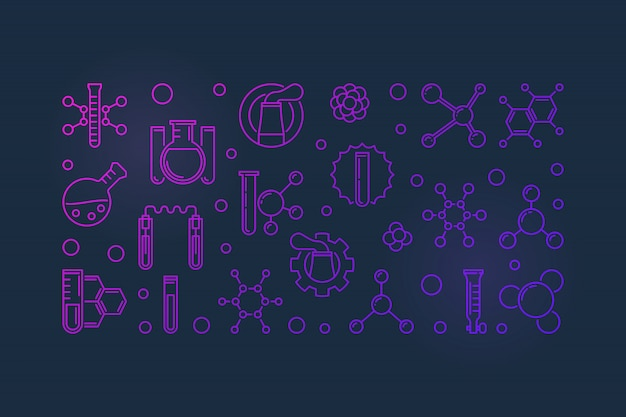 Chemische industrie overzicht pictogrammen