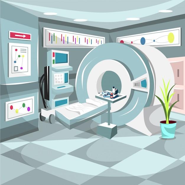 Chemotherapie ziekenhuiskanker behandelkamer