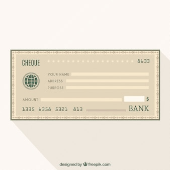 Cheque bank