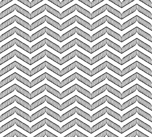Chevron patroon achtergrond