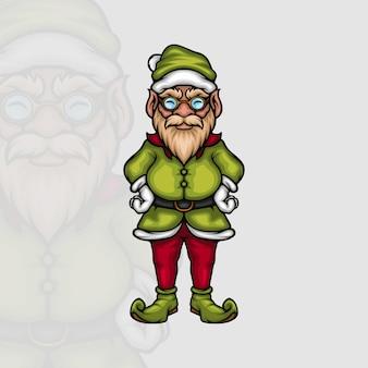 Chief elf stripfiguur