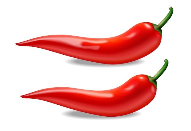 Chili hete peper