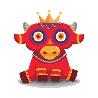 Chinees nieuwjaar jaar van de os