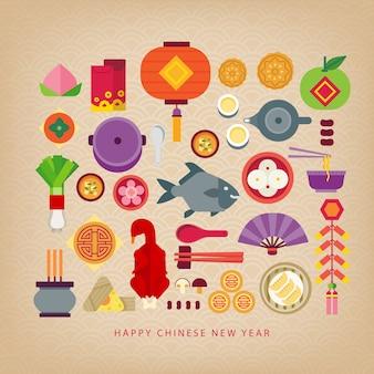 Chinese nieuwe jaarviering