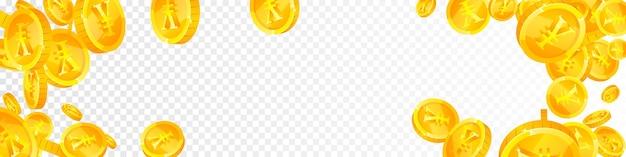 Chinese yuan munten vallen.