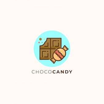 Chocolade en snoep