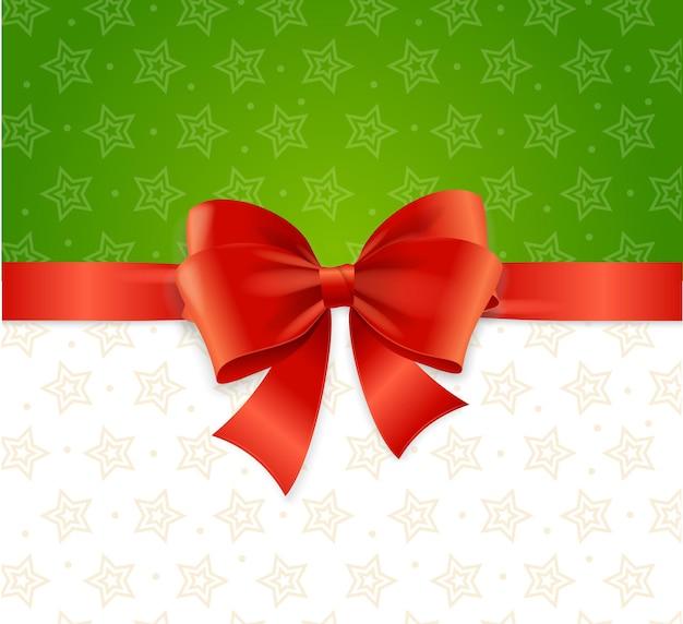 Christmass achtergrondconcept gift.