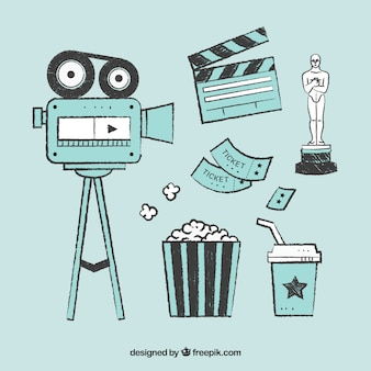 Cinema collectie ontwerp