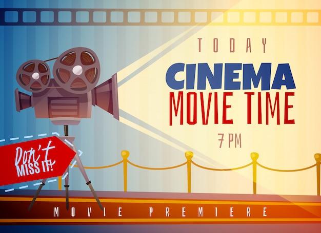 Cinema horizontaal
