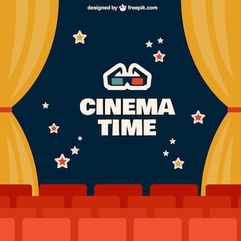 Cinema tijd