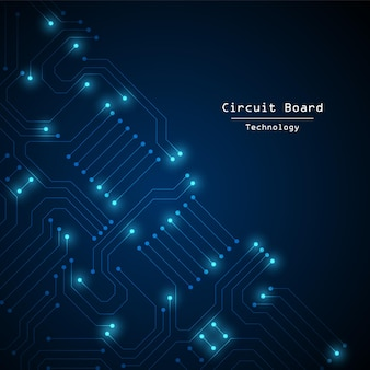Circuittechnologie hi-tech digitaal gegevensverbindingssysteem
