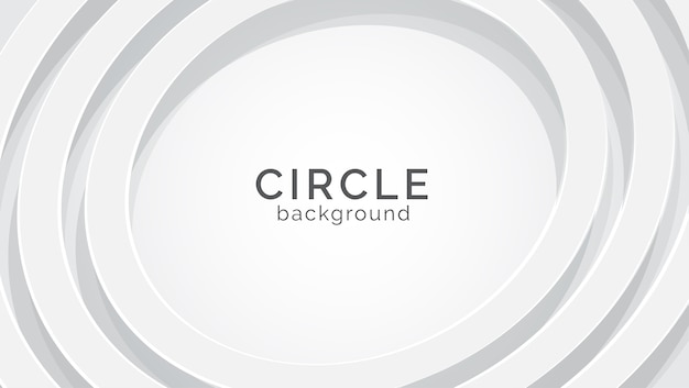 Circulaire witte textuur achtergrond