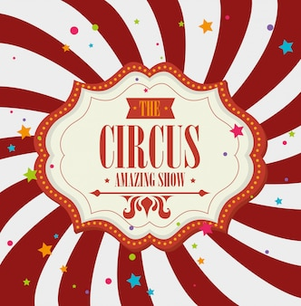 Circus-carnaval entertainment