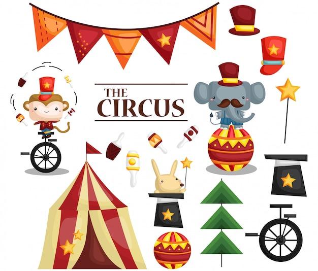Circus dier