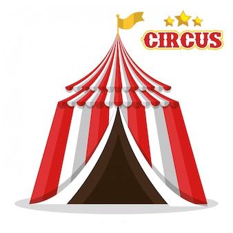 Circus show ontwerp