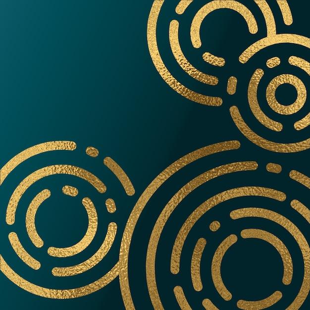 Cirkel abstracte achtergrond