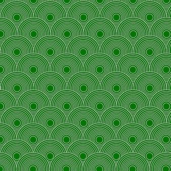 Cirkels patroon achtergrond