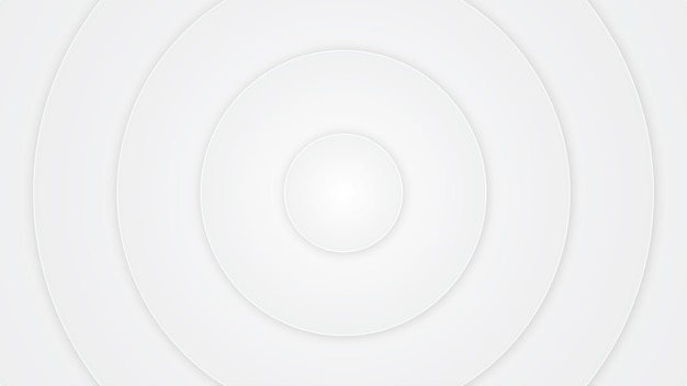 Cirkelvorm witte achtergrond