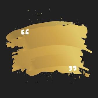 Citeer tekstballon. komma's, notities, berichten en opmerkingen. ontwerpelement