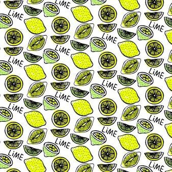 Citrus patroon