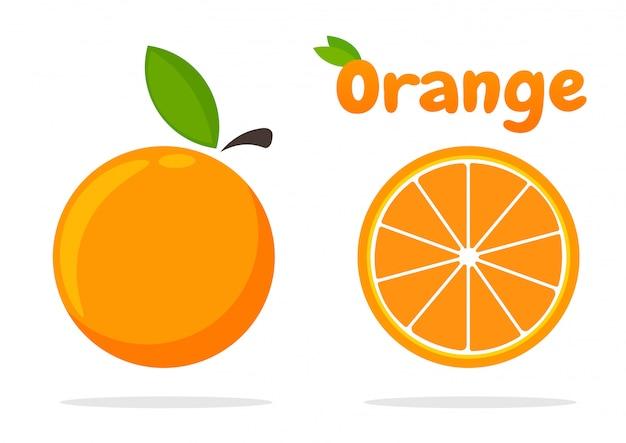 Citrusvruchten met veel vitamine c