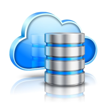 Cloud computing-concept