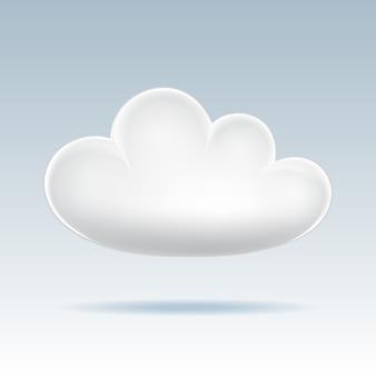 Cloud icoon.