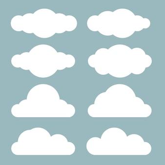Cloud pictogram