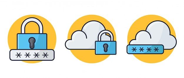 Cloud wachtwoordbeveiliging