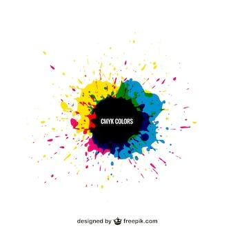 Cmyk kleuren
