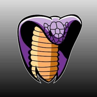 Cobra mascotte