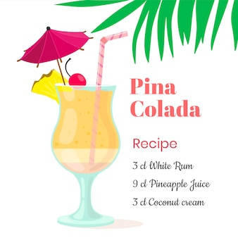 Cocktail recept
