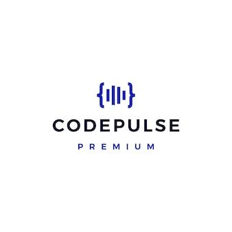 Code pulse logo