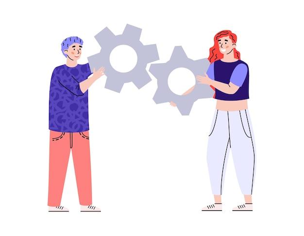 Code testen technologie webprogrammering en applicatie-ontwikkelingsconcept