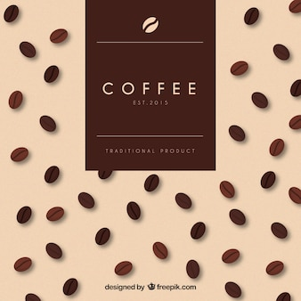 Coffee traditionele product