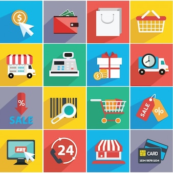 Collection over e-commerce