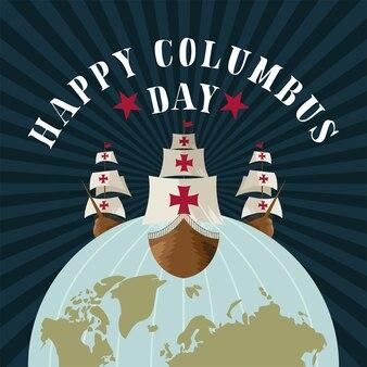 Columbusdag viering