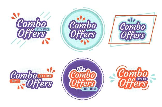 Combo biedt etikettenpakket aan