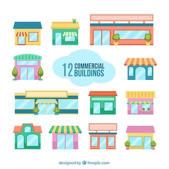 Commerciële gebouwen