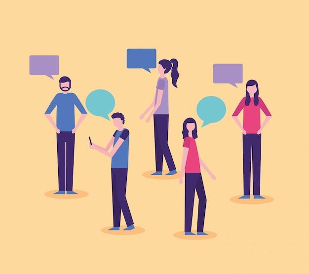 Community people-activiteit
