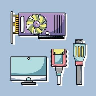 Computer datacenter systeeminformatie
