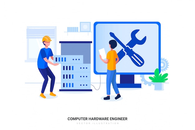 Computer hardware ingenieur