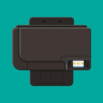 Computer printer. laser of inkjet.