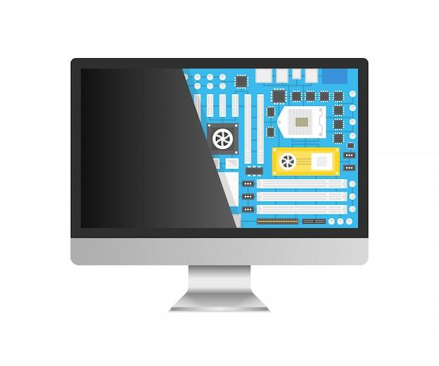 Computer reparatie service