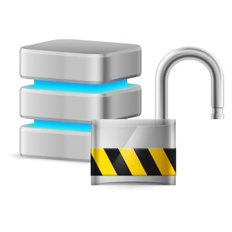 Computer veiligheidsconcept